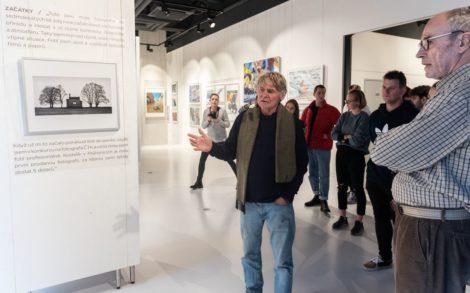 Komentovaná výstava Petra Joska 03 (2)