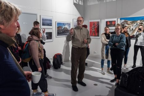 Komentovaná výstava Petra Joska 12